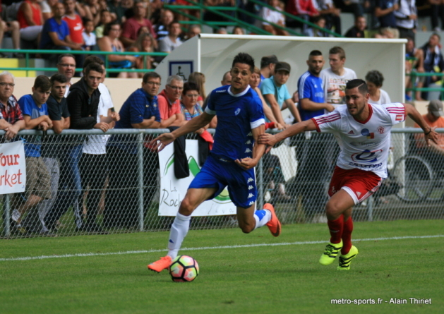#Direct FC Annecy – GF38 (amical)