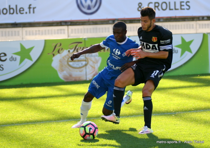 Suivez GF38 – MDA Chasselay en direct