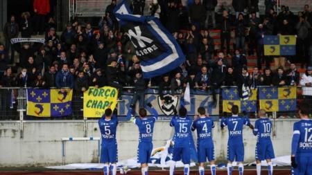 Coupe : malgré Akrour, Grenoble se qualifie à Annecy