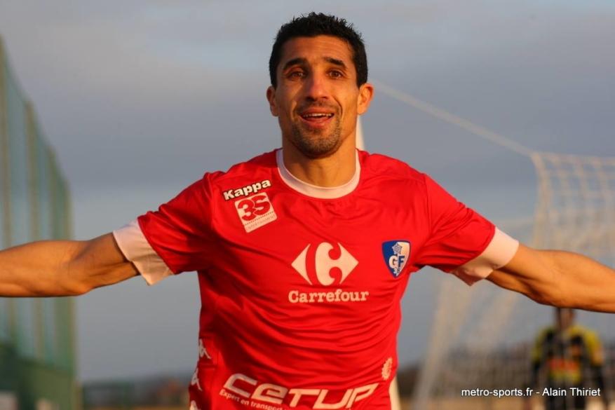 Les deux buts de Nassim Akrour face au Puy