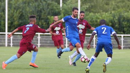 Résumé vidéo GF38 – FC Bourgoin-Jallieu