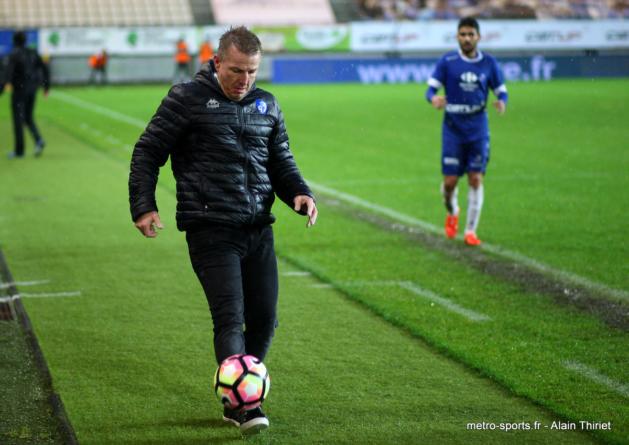 Olivier Guegan : «Ma volonté est de rester à Grenoble»