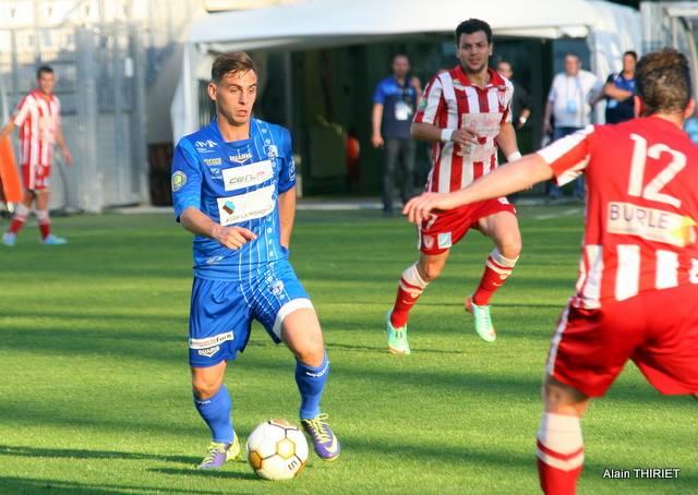 Ruben Aguilar compte «jouer le maintien à fond» avec l'AJ Auxerre