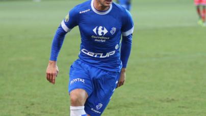 Steven Pinto Borges : « j'ai vécu à Grenoble les plus beaux moments de ma carrière »