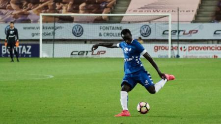 Suivez GF38 – FC Montceau Bourgogne en direct