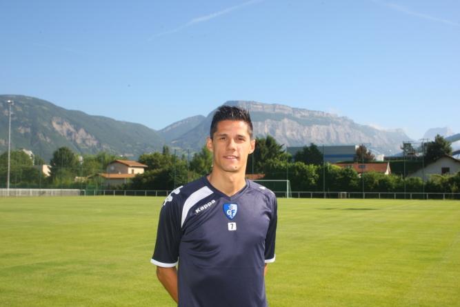 Florian Sotoca : «Monter en Ligue 2 avec Grenoble»