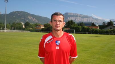 La réserve s'incline 9-1 à Chambéry en amical