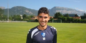 Hugo Cianci va rejoindre l'AC Seyssinet #exGF38