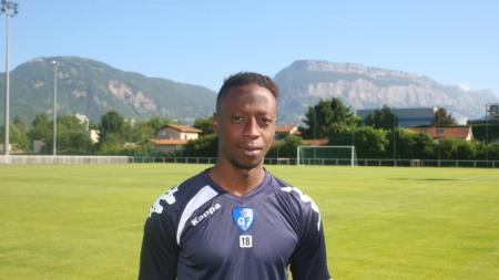 Ibou Coulibaly (GF38) suspendu pour un match