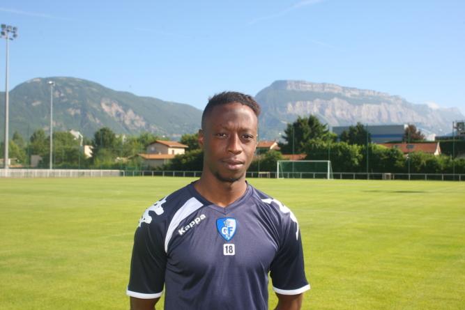 Ibou Coulibaly retenu avec la sélection de Mauritanie face à la Tunisie