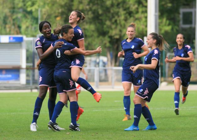 Coupe de France Féminine : les Grenobloises en 32e