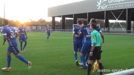 Suivez Olympique Lyonnais B – GF38 en direct