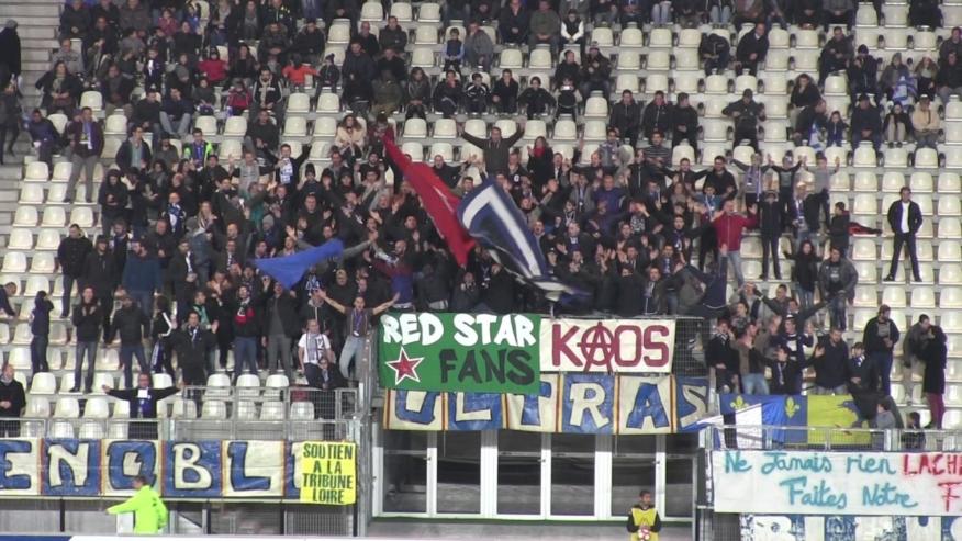 Suivez GF38 – FC Mulhouse en direct