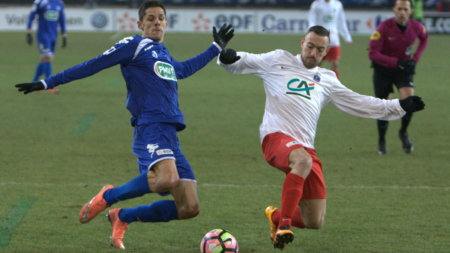 Coupe de France : le GF38 fait son entrée en lice