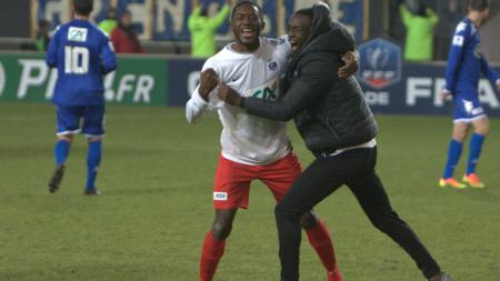 Coupe de France : les résultats de samedi