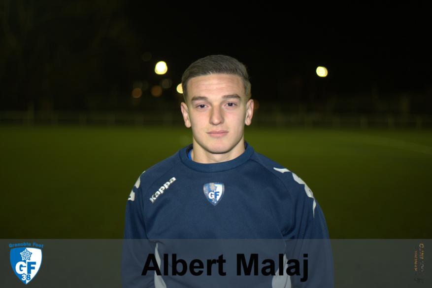 3QR avec Albert Malaj (U19)