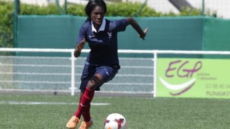 Aminata Diallo (PSG) retenue avec l'équipe de France (B)
