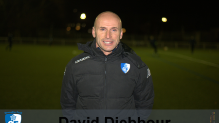 David Djebbour (coach U19 GF38) : « Très excitant »