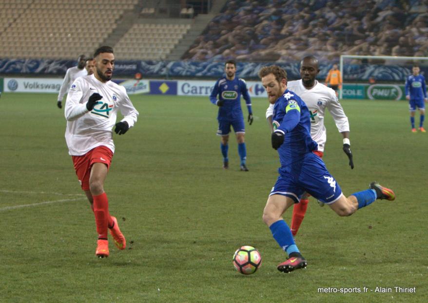 GF38 : la date du match en coupe de France est fixée
