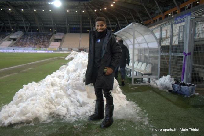 #exGF38 Nathanaël Dieng quitte Rodez