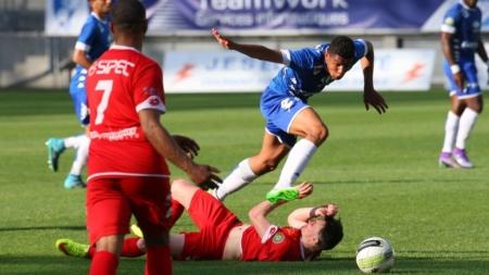 Florian David (GF38) : «Ma seule préoccupation, l'accession en Ligue 2»