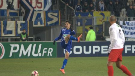 Le GF38 bien parti en coupe de France
