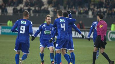 Suivez GF38 – AJ Auxerre B en direct