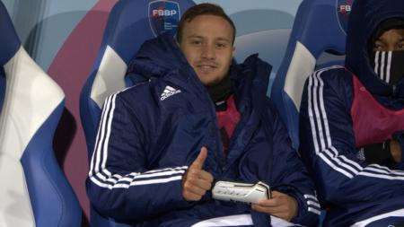 #exGF38 – Julien Bègue à l'essai chez un club de National