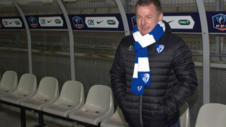 La réaction d'Olivier Guégan après le nul contre Lyon (2-2)
