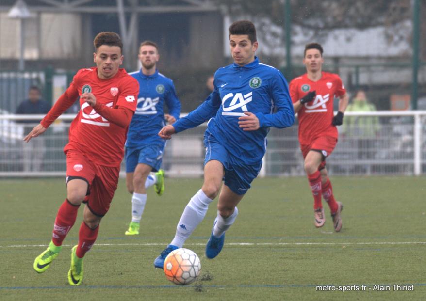 U19 – David Djebbour : «Titiller les premiers»