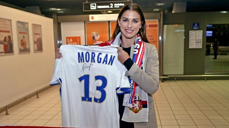 Coupe de France : Alex Morgan présente face à Grenoble