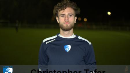 Christopher Tafer s'engage avec le FC Salaise