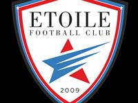 Le groupe de l'Etoile Fréjus Saint-Raphaël face à Grenoble