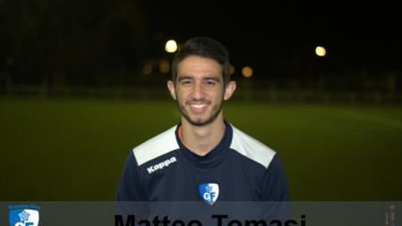 Matteo Tomasi entre «fierté et déception»