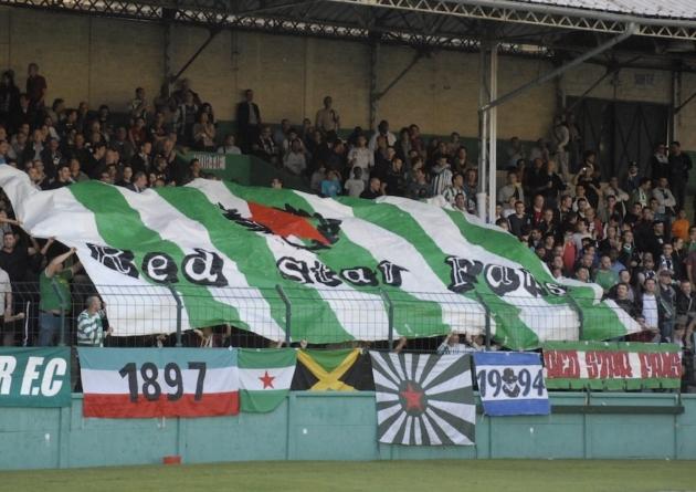 Le Red Star rejoint le GF38 et Rodez en tête du classement