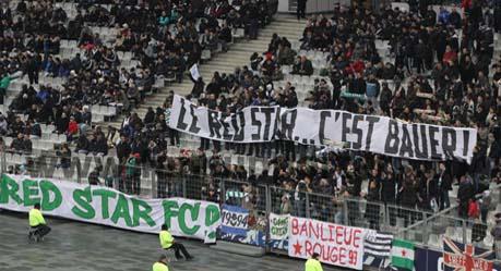 Le Red Star jouera à Beauvais ses matchs à domicile
