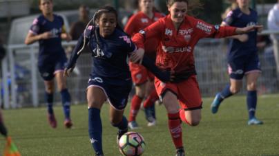 D2F : Grenoble – DFCO (1-4) en photos