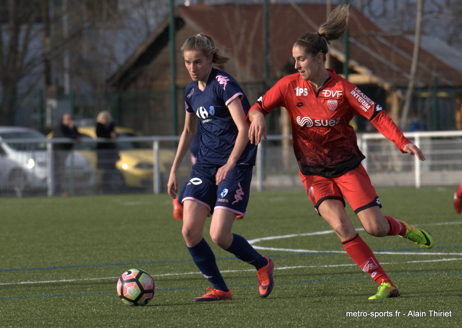 Julie Piga sélectionnée avec l'équipe de France U20