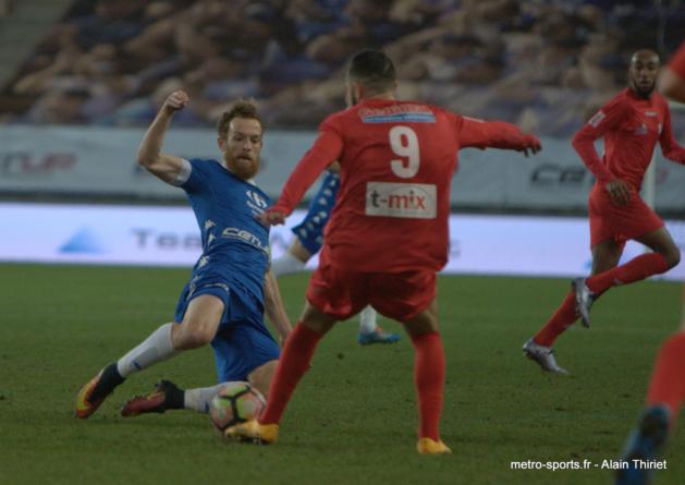 Julien Delétraz: «Si j'avais pu faire toute ma carrière à Grenoble, je l'aurais faite»