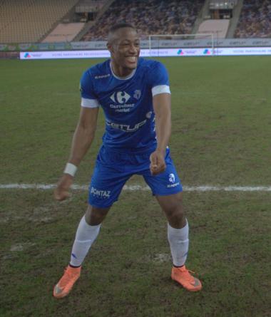 Fernand Mayembo : «Merci à Grenoble pour toute la confiance qu'ils m'ont donnée»