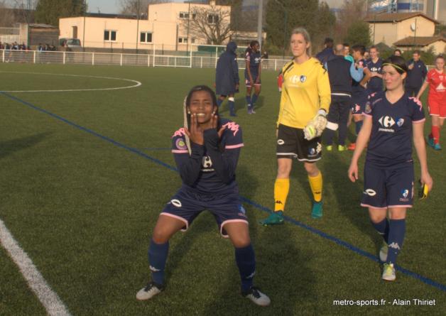 Nadjma Ali Najim s'engage avec Bordeaux