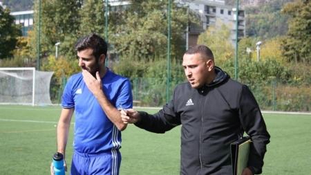 Karim Tafer (FC2A) : «la coupe, cerise sur le gâteau»