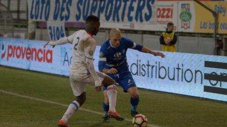 GF38 – Olympique Lyonnais B : les photos du match