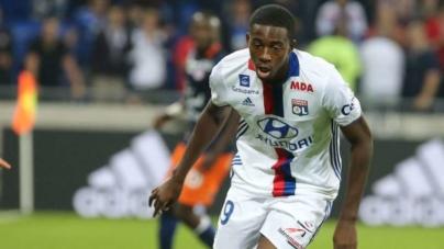 Le groupe de l'Olympique Lyonnais face au GF38