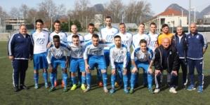 Le plein de photos : ASIEG – FC Isle d'Abeau