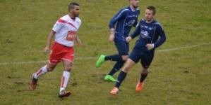 Amine Mebarek (FC Salaise) : «La pression n'est pas de notre côté»