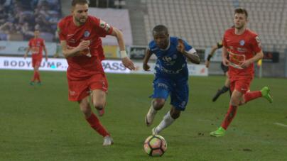 Francis Dady Ngoy (GF 38) : «Impatient de pouvoir jouer»