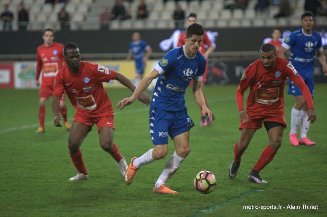 [exGF38] Premier but en Ligue 1 pour Florian Sotoca