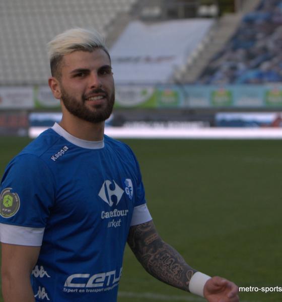 Maxime Spano Rahou : « On va à Raon pour gagner»