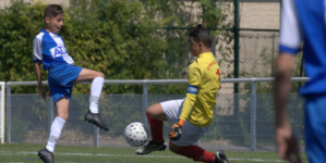 La victoire des U15 (Promotion Ligue) du GF38 en photos